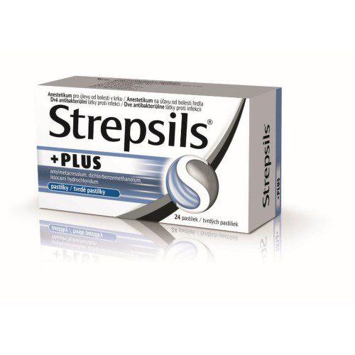 STREPSILS PLUS 0