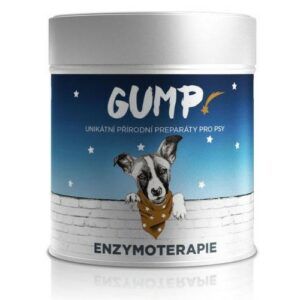 GUMP Enzymo+ 120 tobolek pro psy