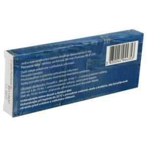 FENOLAX 5MG enterosolventní tableta 30