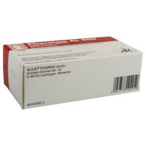 PIRACETAM AL 800MG potahované tablety 60