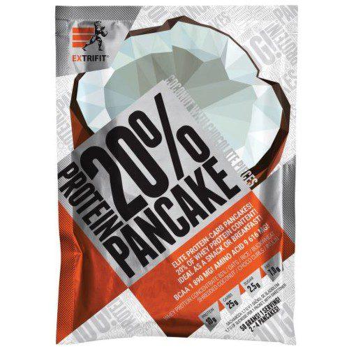 EXTRIFIT Protein Pancake 20% 50g Coconut + choco