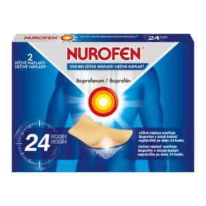 NUROFEN 200MG léčivé náplasti 2