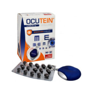 Ocutein Brillant Lutein 25mg DaVinci90+30tob. +dárek