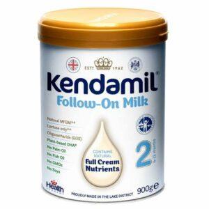 Kendamil kojenecké pokračovací mléko 2 900g New – balení 6 ks