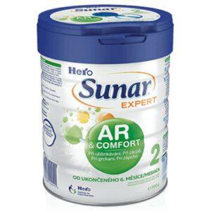 Sunar Expert AR+Comfort 2 700g – II. jakost