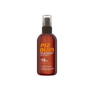 PIZ BUIN Tan+Protect Oil Spray SPF15 150ml