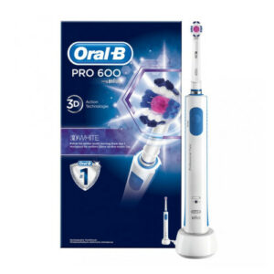 Oral-B El.kart. PRO600 3D White
