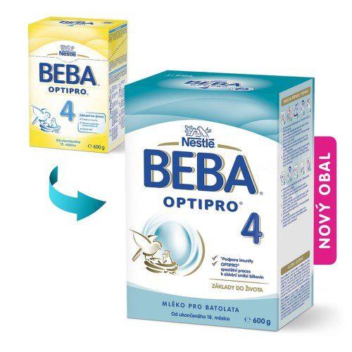 BEBA OPTIPRO 4 600g