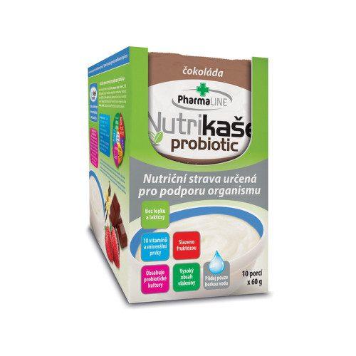 Nutrikaše probiotic s čokoládou 60g