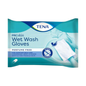 TENA Wet Wash Glove Mycí vlhčené rukavice 8ks 1161