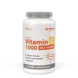 Vitamin C 1000 IMU-STRONG tbl.100