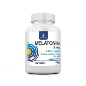 Allnature Melatonin 2 mg tbl.60
