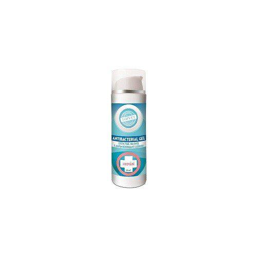 TOPVET Antibakteriální čis.gel na ruce Hedvábí50ml