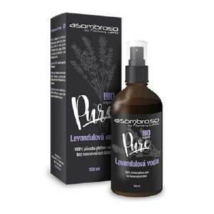 Asombroso Pure BIO – Levandulová voda BIO 100 ml