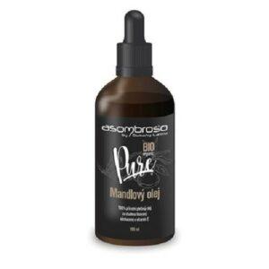 Asombroso Pure BIO – Mandlový olej BIO 100 ml