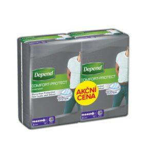 Depend Normal inkont.kalh.muži Duopack L/XL 2x9ks