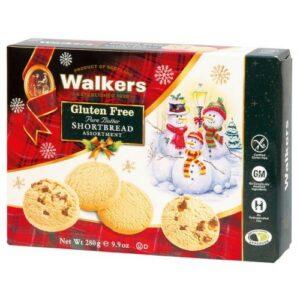 Walkers Bezlepkové sušenky 280g