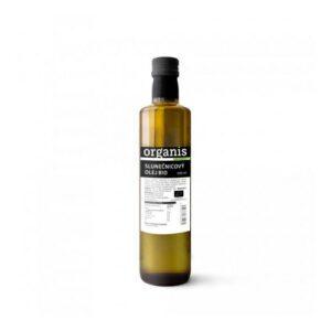 Organis Slunečnicový olej BIO 500 ml