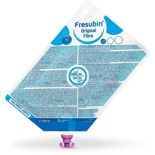 FRESUBIN ORIGINAL FIBRE perorální SOL 8X1000ML - II. jakost