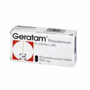 GERATAM 800MG potahované tablety 60