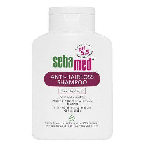 SEBAMED Šampon proti vypadávání vlasů 200ml