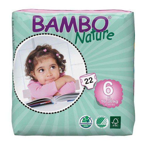 BAMBO NATURE XL KALHOTKY ABSORPČNÍ DĚTSKÉ