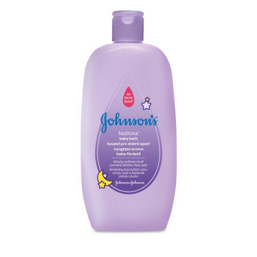 Johnsons Bedtime koupel pro dobré spaní 500ml