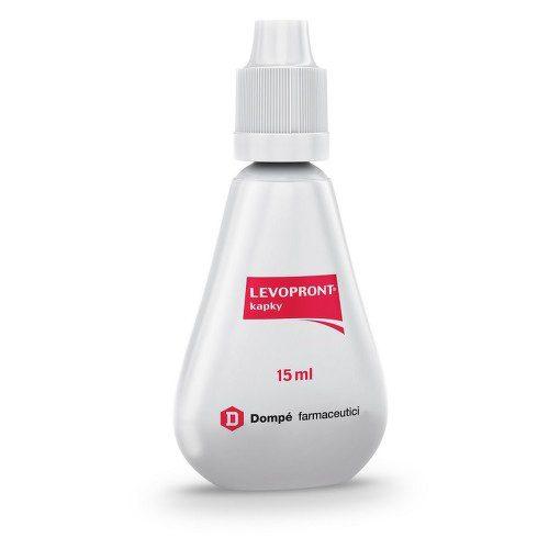 LEVOPRONT 60MG/ML perorální GTT SOL 15ML