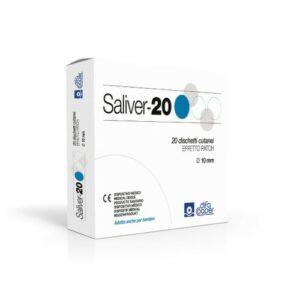 SALIVER-20 20ks kožních náplastí