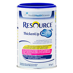 RESOURCE THICKEN UP CLEAR 1X125GM perorální PLV 1X125G