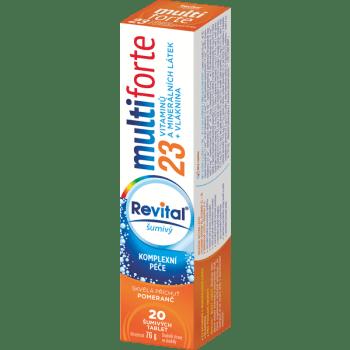 Revital Multi forte Pomeranč eff.tbl.20
