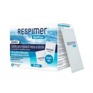RESPIMER – sáčky pro výplach nosu a dutin 30 ks