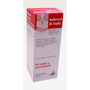 AMBROXOL AL 7,5MG/ML perorální GTT SOL 100ML