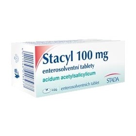 STACYL 100MG enterosolventní tableta 100