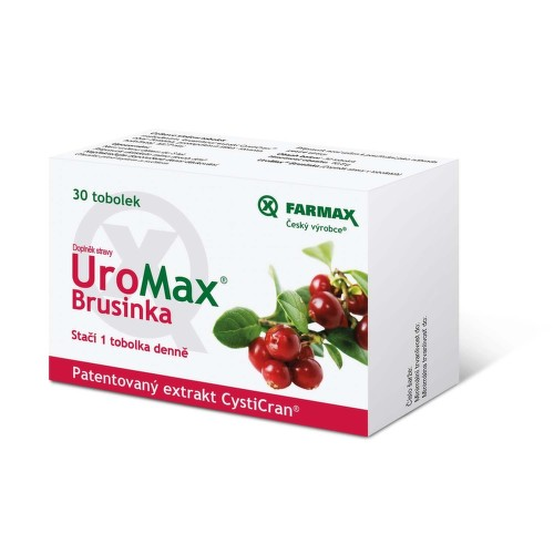 UroMax Brusinka tob. 30