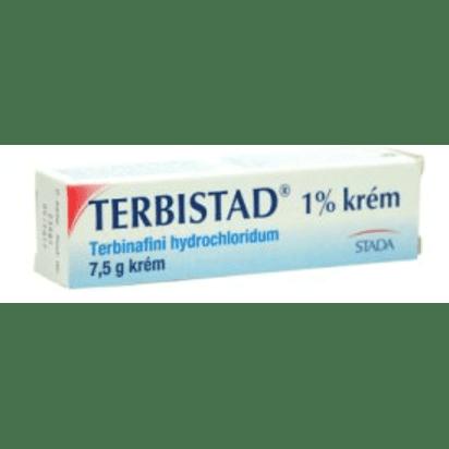TERBISTAD 10MG/G krém 1X7