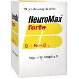NEUROMAX FORTE 100MG/200MG/0