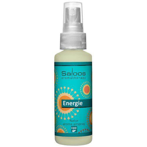 Saloos Natur aroma airspray Energie 50 ml