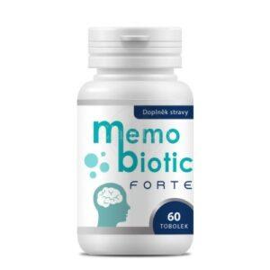 Memobiotic forte cps.60 – na paměť