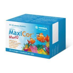 MaxiCor MaxIQ tob.30+30 – II. jakost