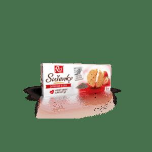 Sušenky grahamové jahodové s chia 120g