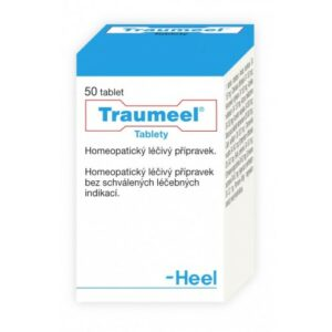 TRAUMEEL neobalené tablety 50