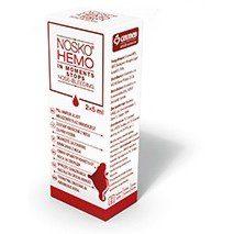 Nosko Hemo gel stop krvácení z nosu 2x5ml – II. jakost