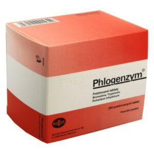 PHLOGENZYM 90MG/48MG/100MG potahované tablety 200 III