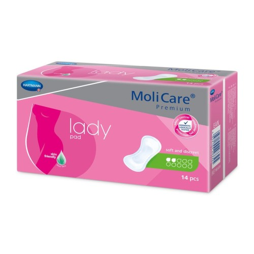 MoliCare Lady 2 kapky 340ML