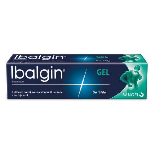 IBALGIN 50MG/G gel 100G