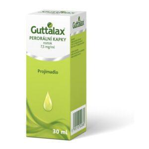 GUTTALAX 7,5MG/ML perorální GTT SOL 1X30ML