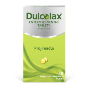 DULCOLAX 5MG enterosolventní tableta 40