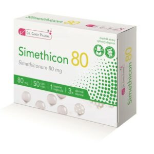 Dr.Candy Pharma Simethicon 80 cps.mol.50x80mg