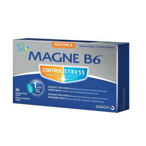 Magne B6 Stress Control tbl. 30